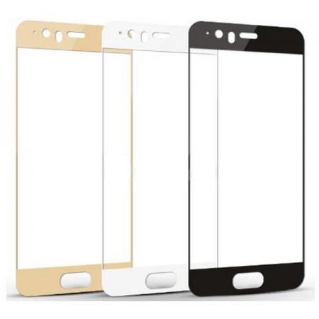 Защитное стекло Full Cover для Huawei P10 BLACK (черное)