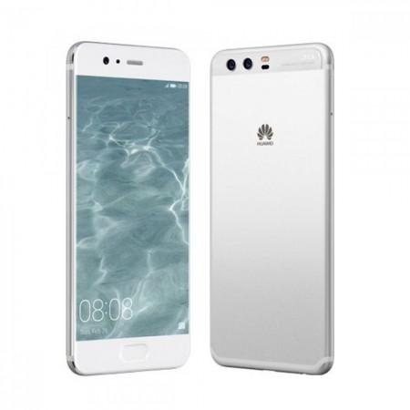 Защитное стекло Full Cover для Huawei P10 WHITE (белое)