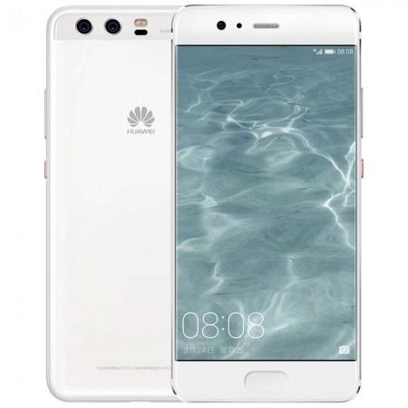 Защитное стекло Full Cover для Huawei P10 Plus WHITE (белое)