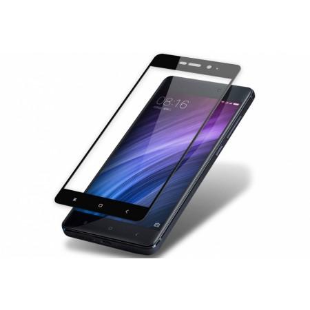 Защитное стекло Full Cover для Xiaomi Redmi Note 5A Prime BLACK (черное)