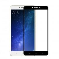 Защитное стекло Full Cover для Xiaomi Mi Max BLACK (черное)