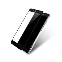 Защитное стекло Full Cover для Xiaomi Redmi 4 BLACK (черное)